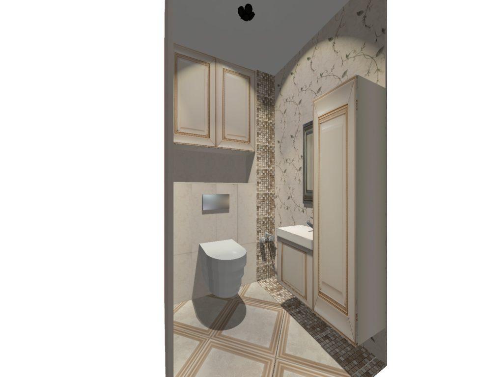 Елена туалет2